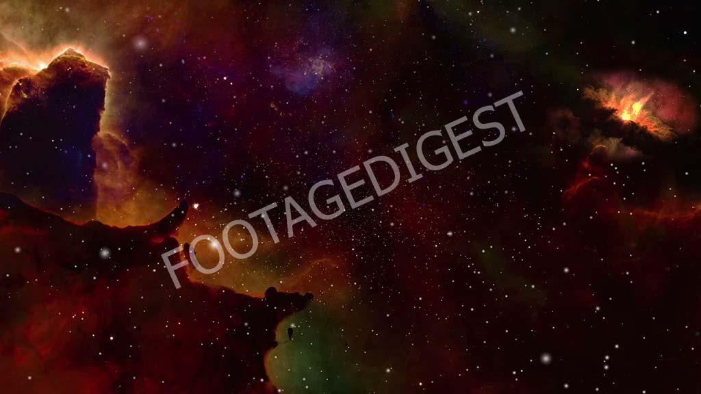 Fly through a planetary nebula